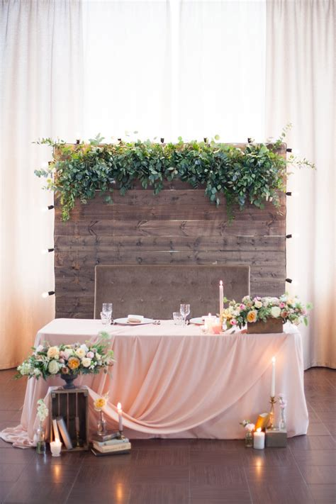 diy wedding table backdrop ideas diy wedding decoration ideas that would make your big day magical