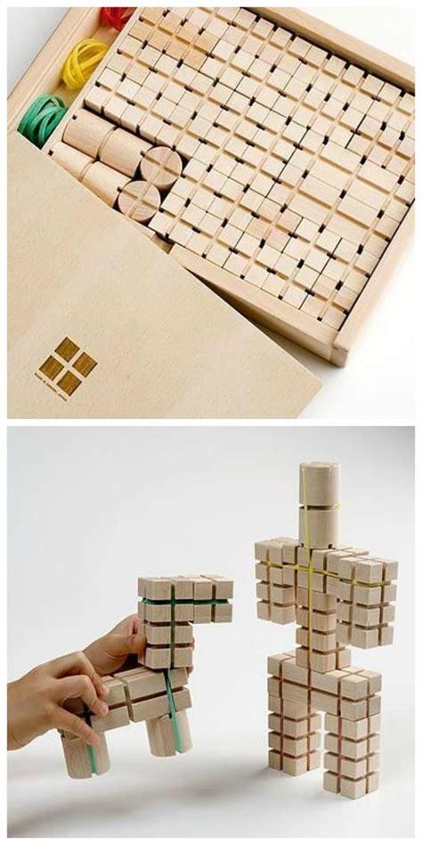 wood block rubber sts wanimokko wood block rubber band building kiddo