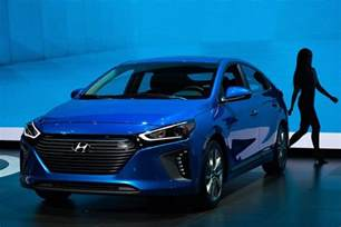 Electric Vehicles For 2018 Hyundai Plans Electric Car With 200 Of Range For