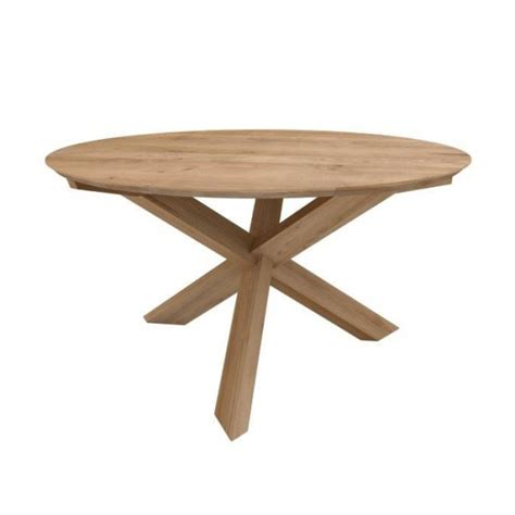 Dining Tables Nz Oak Circle Dining Table Dining Tables Ethnicraft Cuchi Interior Concepts