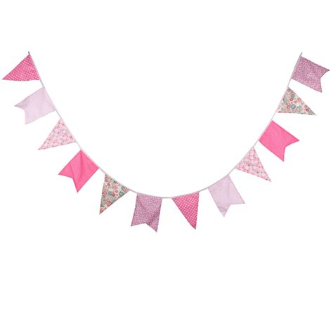 Bunting Flag Bunting Flag Bunting Flag Murah Banner Murah aliexpress buy 2016 pink vintage bigger size 12 flags fabric banners bunting