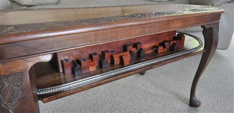 n scale coffee table quot antique quot n scale coffee table layout