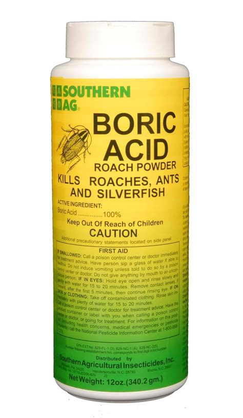 boric acid bed bugs 17 best images about silverfish bugs on pinterest