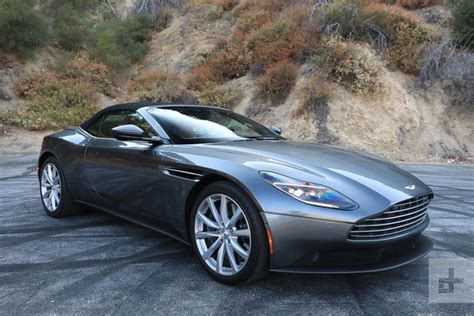 2019 Aston Martin Db11 Volante by 2019 Aston Martin Db11 V8 Volante Review Digital Trends