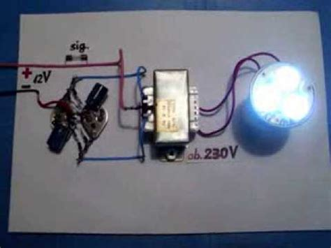 power inverter 12v to 230v, 220v, 120v, new circuit