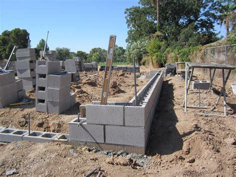 masonry stem walls darrin gray corp
