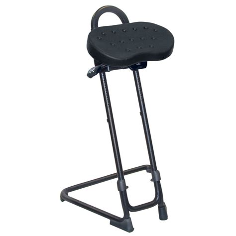 Sit Stand Work Stool by Lyon 2092n Sit Stand Stool Industrial Workstation Seating