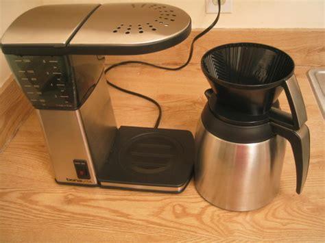 Bonavita BV1800 8 Cup Coffee Maker Full Review