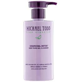 Michael Todd True Organics Charcoal Detox Cleanse by Michael Todd True Organics Charcoal Detox Pore Gel