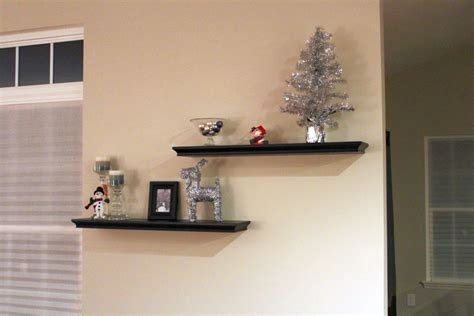 20 neat floating shelf decorating ideas