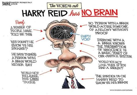 reid my source on romney s taxes is so incredibly