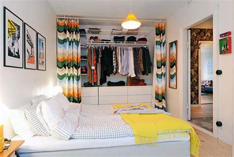 simple curtain wardrobe