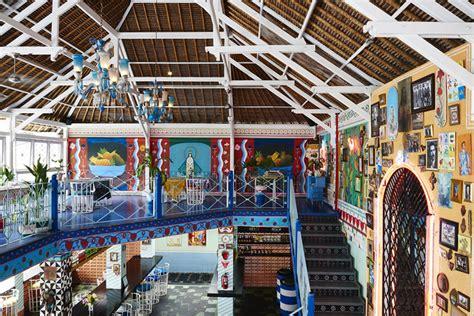 Exotic Home Interiors by Motel Mexicola Seminyak Bali