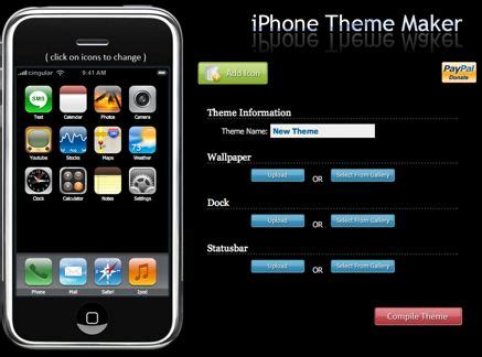 Iphone Themes Maker Software | iphone theme maker
