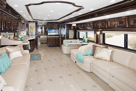 motor home interiors how to rv the class a motorhome experience
