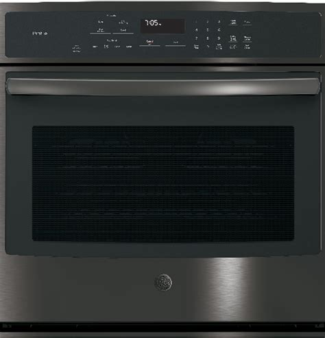ge pt   single electric wall oven  true