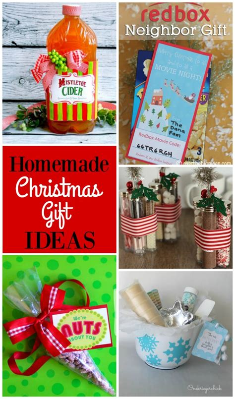 homemade christmas gift idea roundup design dazzle
