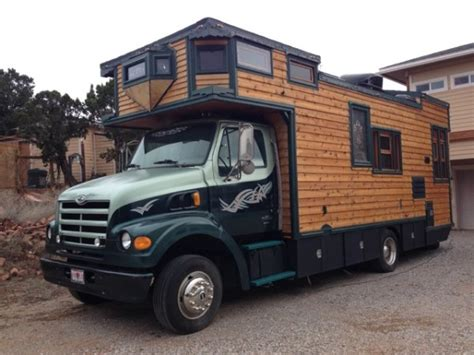 house truck artist builds custom 99 sterling house truck now for sale
