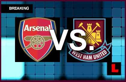 arsenal result today arsenal vs west ham united 2014 score prompts epl table