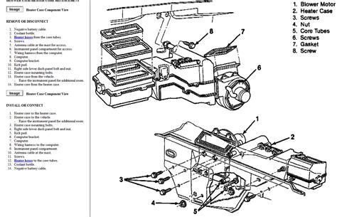 diagram  chevy heater diagram full version hd