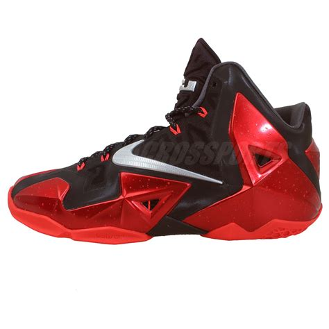 miami heat basketball shoes nike lebron xi xdr 11 miami heat away bred 2013 king