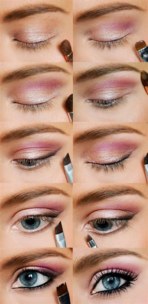 Eyeshadow Pink 1000 images about makeup skin care on prom makeup eyeliner and smokey eye