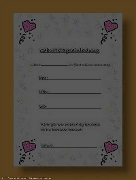 Kostenlose Vorlagen Einladung Vorlage Einladung Geburtstag Einladungen Geburtstag