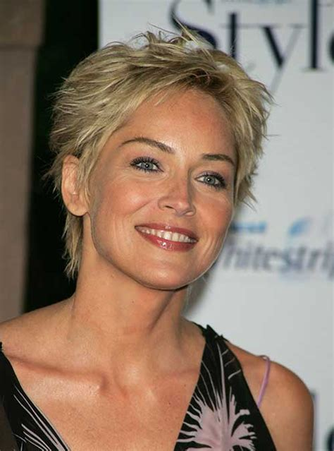 spiky short hairstyles for women over 50 haircut on pinterest short hairstyles short hair and
