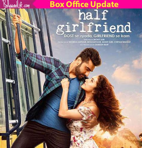 one day film box office half girlfriend box office collection day 1 arjun kapoor