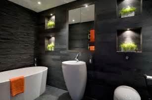 black bathroom ideas 20 exquisite bathrooms that unleash the of black