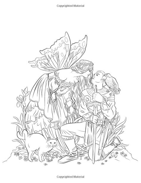 libro fairy companions coloring book 1256 best images about diggi on flower fairies coloring for adults and house mouse