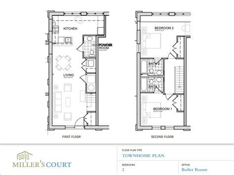 2 Story Apartment Plans by 2 Story Apartment Floor Plans Studio Design Gallery