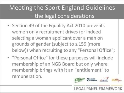 section 6 of the equality act 2010 governance in sport from farrer co