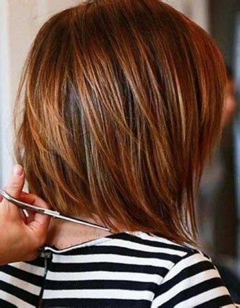 layered vs non layered bob 17 best ideas about layered bob bangs on pinterest