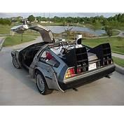 Mad 4 Wheels  1989 DeLorean DMC 12 Back To The Future