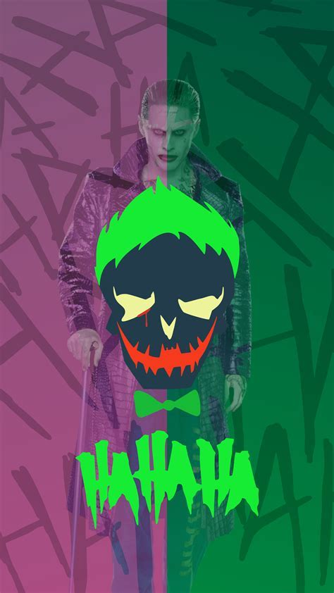 Android/iPhone HD Wallpaper: JOKER #DC #DCEU #DCComics #