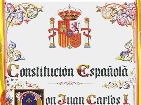 constitucin espaola constituci 243 n espa 241 ola de 1978 el triunfo de la modernidad mediterraneo diario16