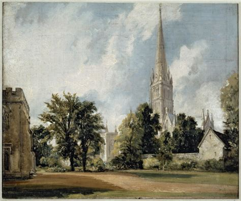 by john constable salisbury cathedral salisbury cathedral from the close john constable v a