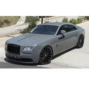 Custom Rolls Royce Wraith By RDBLA