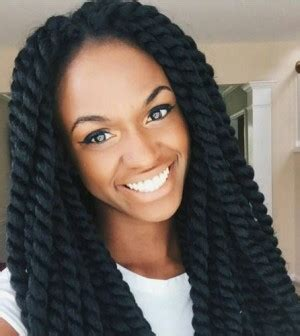 40 big box braids styles | herinterest.com/