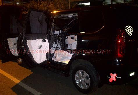 Peredam Suara Akuistik Pintu Mobil Toyota peredam firewall avanza peredam suara mobil