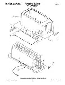 Microwave Toaster Oven Kitchenaid Kitchenaid Toaster Parts