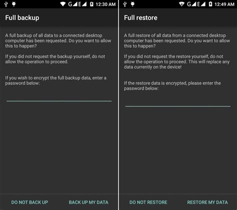 android backup trishtech musings use adb to backup restore data from android