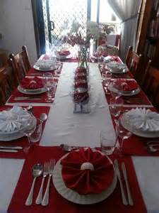 Christmas Table Setting by Pinterest The World S Catalog Of Ideas