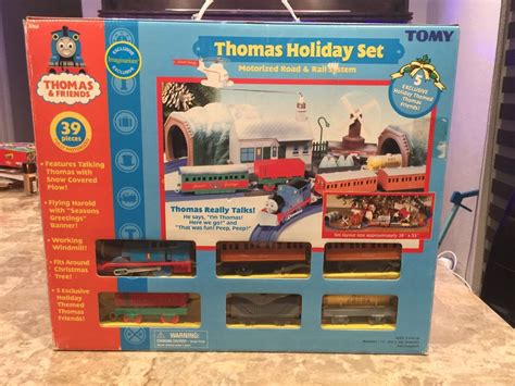 Rail And Friends tomy set friends motorized road