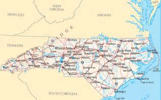 carolina state map with cities carolina map map of carolina
