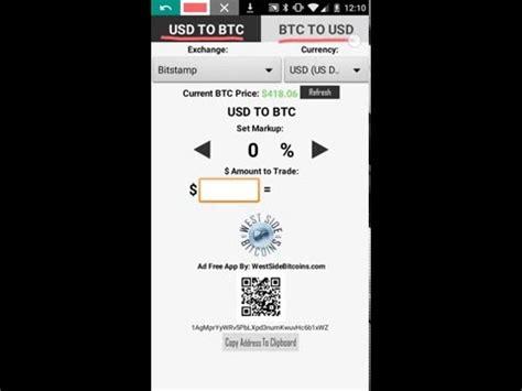 bitcoin app tutorial bitcoin trade calculator app tutorial all free video