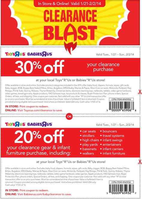 Discounts R Us by Babies R Us Coupons 2015 Printable Coupons