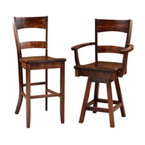 24 inch chairs with arms still fork 242449 chairs and stools tiffin 24 inch arm bar