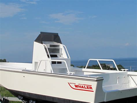 boston whaler police boats restored boston whaler guardian 20 the hull truth